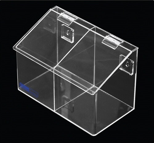 4022-02 Large 2 Compartment Bins