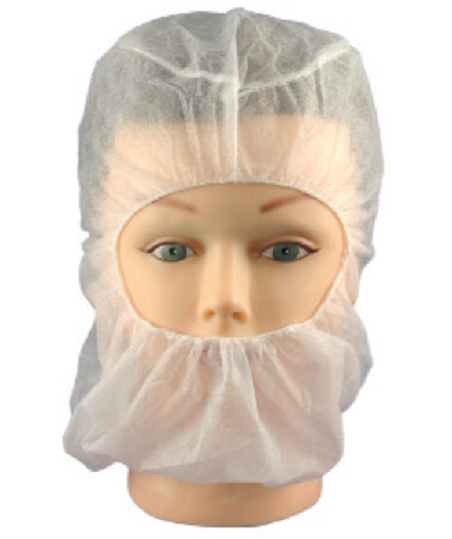 4467 Elastic Full Coverage Hoods (Closed)