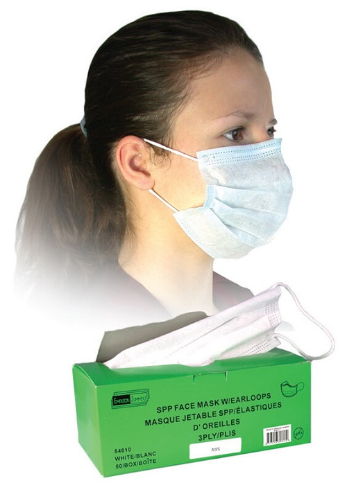 54810, 54811 Face Protection