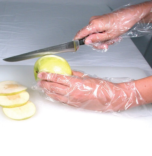 7400 LDPE Food Service Gloves