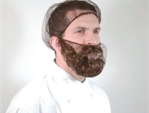 1020, 1021 Mesh Beard Net
