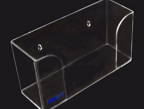 4031-01 1 Compartment Horizontal Glove Dispenser