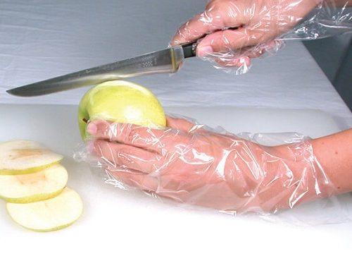 7400 LDPE Food Service Gloves