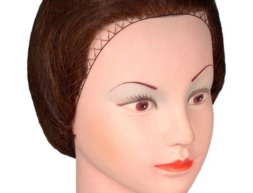 Knitted Mesh Hairnets